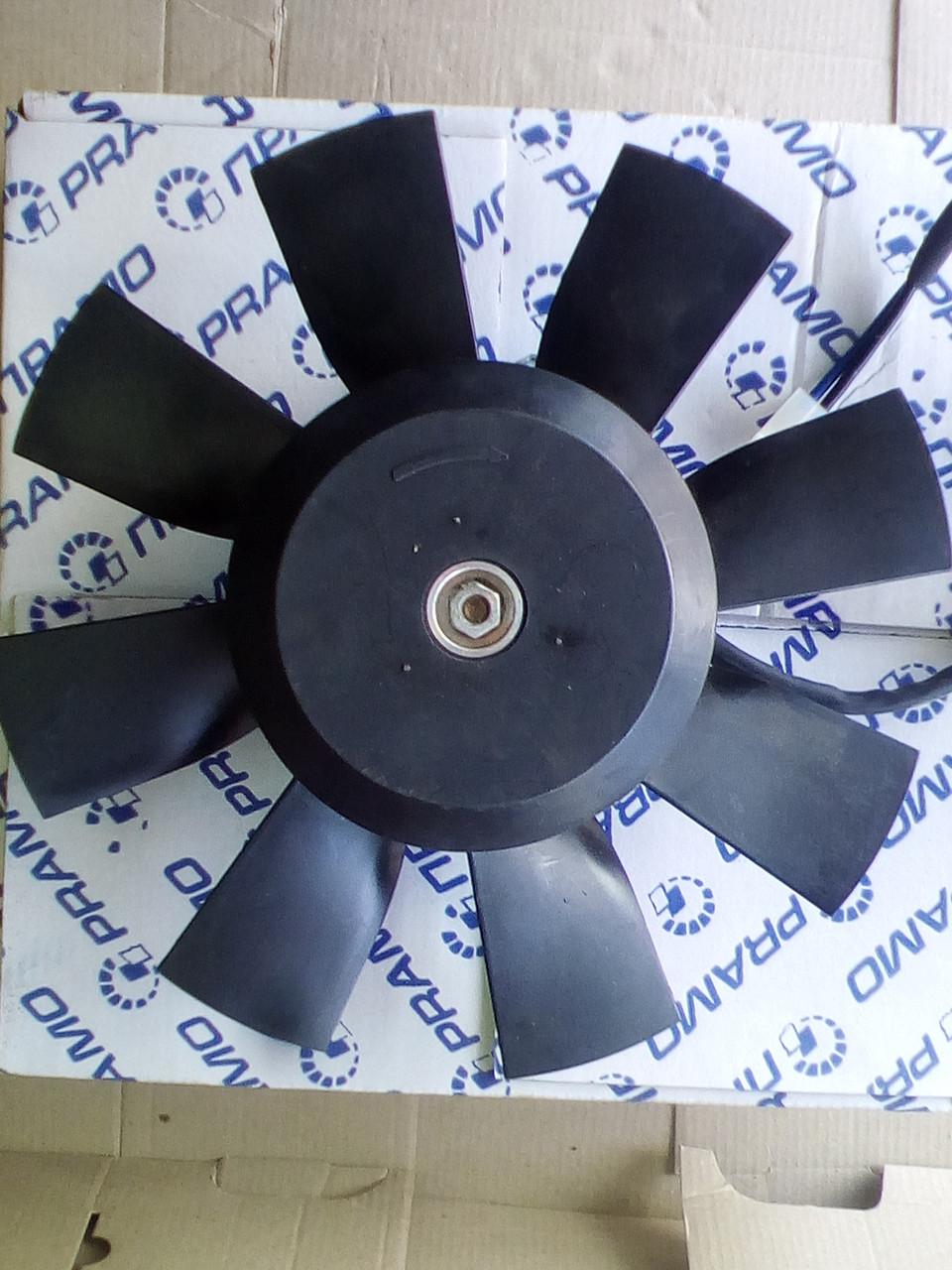 Мотор охлаждения 70.3730 ПРАМО на ав-ли Ваз и Газ