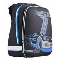 Школьный  каркасный  рюкзак YES  H-12 SP, фото 1