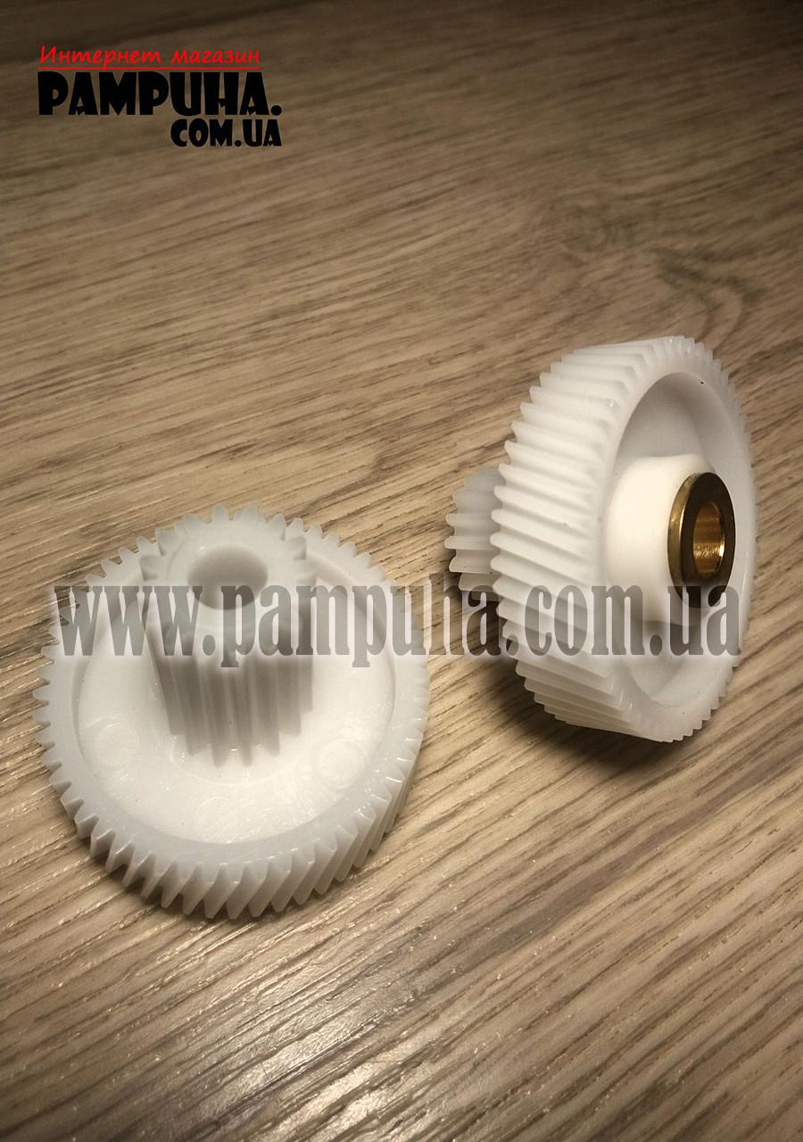 Шестерня малая для мясорубки Орион (ORION), Ø 47/18 мм, 16/54 зуба
