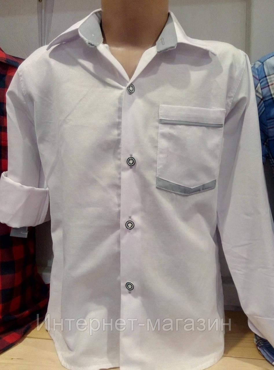 Рубашка для мальчика Турция на 8-9 a40c0ceae8a
