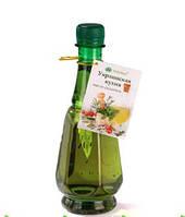 Готовая заправка для салата Грин-Виза Растительное масло Ураинская Кухня, 350 мл