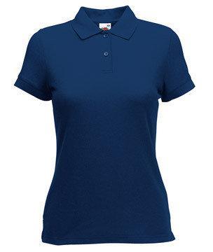 Женская футболка Поло 212-32-k370  fruit of the loom