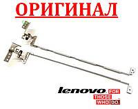 Петли для ноутбука LENOVO G580, G580A, G585, 33.4sh02.013+33.4sh03.013 - пара