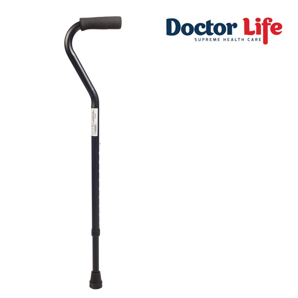 Трость алюминиевая телескопическая Dr.Life 10100/С/Е