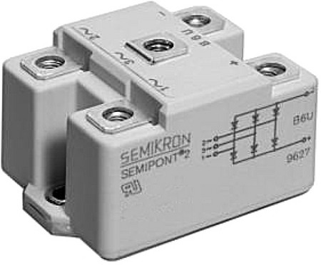 Semikron SKD 62/16