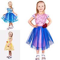 Детские платья для девочек, фото 1