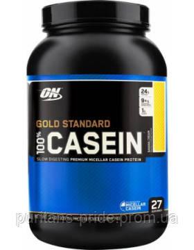 Протеин 100% голд стандарт казеин  Optimum Nutrition Gold standard 100% Casein 909 гр