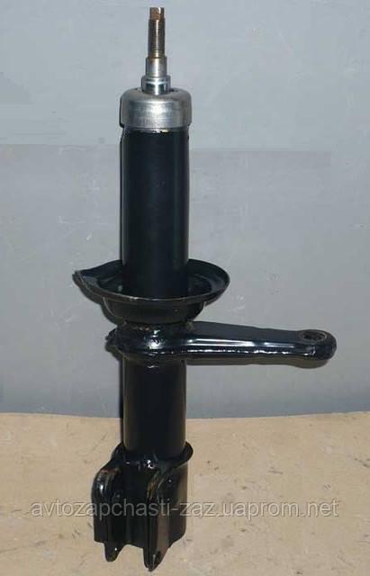 Амортизатор передний ЗАЗ-1102 правый чёрный. Стойка переднего амортизатора Таврия A51-2905006 стандарт