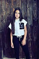 Школьная блузка подросток топ