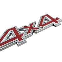 3D эмблема 4x4 метал, фото 1
