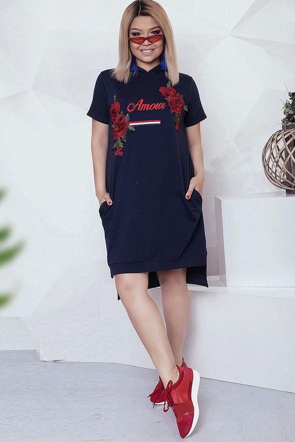 Платье - туника 03772