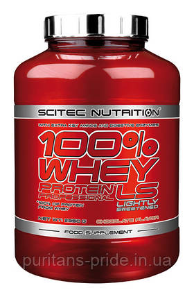 Scitec Nutrition 100% Whey Protein Professional 2350 гр., фото 2