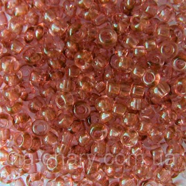 Чешский бисер для рукоделия Preciosa (Прециоза) оригинал 50г 33119-01194-10 Розовый