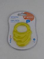 """Прорезыватель для зубов с гелем """"Банан"""", охлаждающий"""