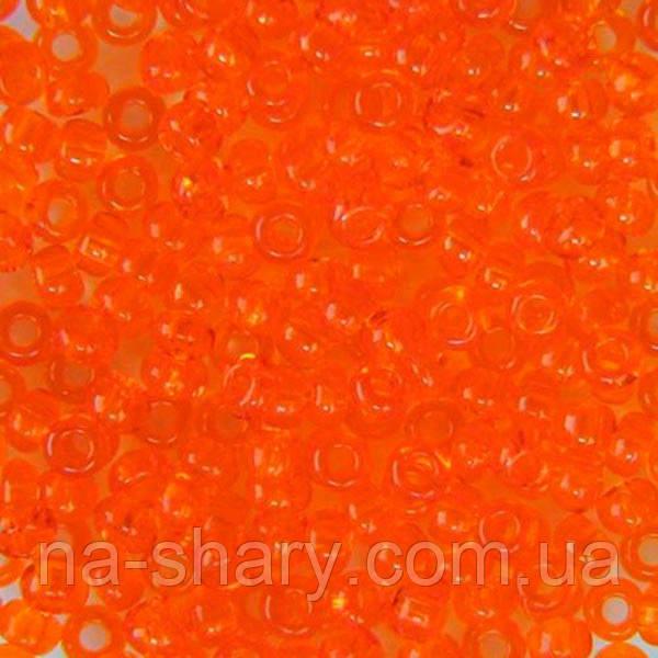 Чешский бисер для рукоделия Preciosa (Прециоза) оригинал 50г 31119-90000-10 Морковный