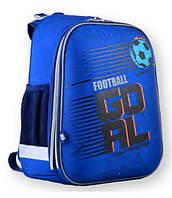 Школьный  каркасный  рюкзак YES  H-12  Football, фото 1