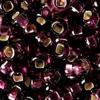 Чешский бисер для рукоделия Preciosa (Прециоза) оригинал 50г 33129-27080-10 Фиолетовый