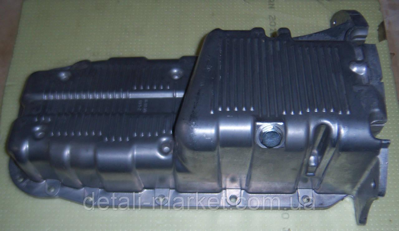Поддон двигателя Авео алюминиевый