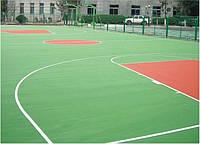 Покрытие для спортивных площадок ГУМИБОСПОРТ