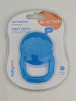 """Прорезыватель для зубов с гелем """"Мячик"""", охлаждающий"""