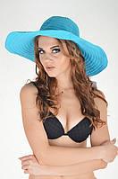 Шляпа пляжная Grimaldimare G 1 A One Size Голубой