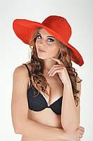 Шляпа пляжная Grimaldimare G 1 Ros One Size Красный