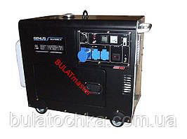 Дизельный генератор Genus DG6700RC-S (под ATS)