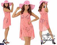 Пляжное платье женское