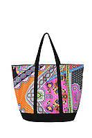 Летняя женская сумка Iconique IC8-101 One Size Черный