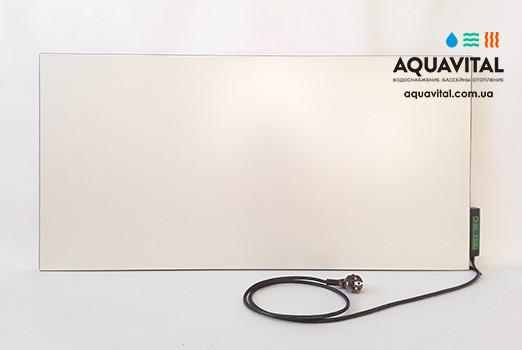 Керамическая панель отопления Dimol Maxi 05 tr с терморегулятором (цвет белый)