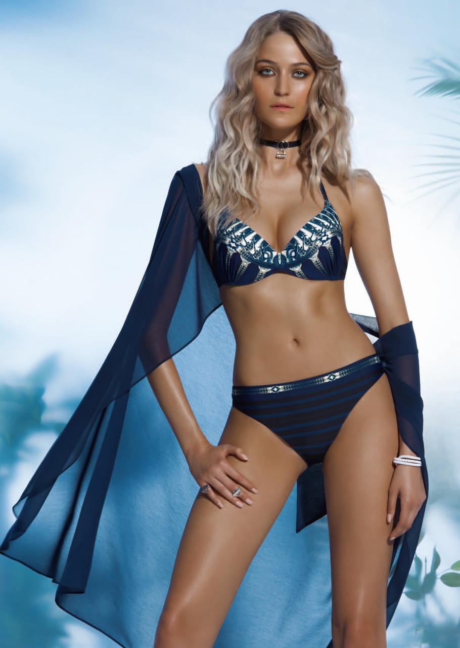 a32359e430a0f Купить женский купальник Magistral IC 406 46 Синий - Интернет магазин  одежды оптом http:/