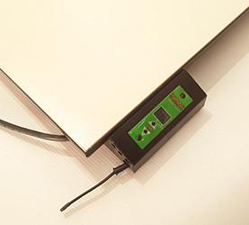 внутренний терморегулятор в обогревателе dimol maxi 05 tr кремовый