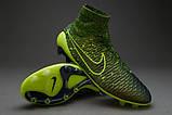 Бутсы футбольные профессиональные Nike Magista Obra FG, фото 2
