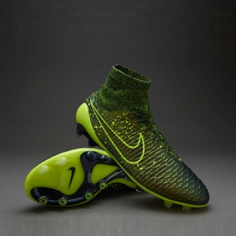 Бутсы футбольные профессиональные Nike Magista Obra FG