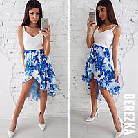 573b9fe30ef Модное женское платье (гипюр