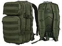 Тактический рюкзак MIL-TEC US Assault Pack LG 36L хаки