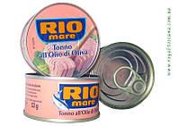 Тунец в оливковом масле, RIO MARE, Италия, 80 г, фото 1