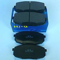 Колодки тормозные передние HYUNDAI i30