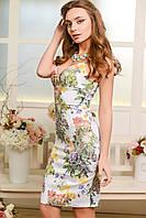 Красивое летнее платье  KP-5894-23
