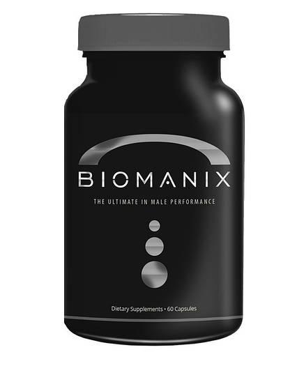 Biomanix — капсулы для мужчин для увеличения члена