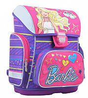 Школьный  каркасный  рюкзак YES  H-26 Barbie , фото 1