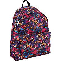 Рюкзак молодежный GoPack 112 GO-4 GO18-112M-4 разноцветный