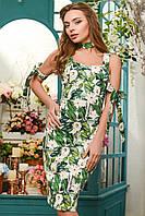 Красивое летнее платье  KP-5934-12