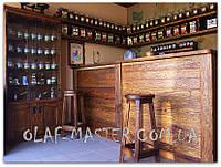 Мебель из дерева для магазинов, кафе, баров, ресторанов