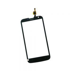 Сенсорний екран для смартфону Huawei Ascend G730-U10 #HMCF-055-1140-Y4, тачскрін чорний