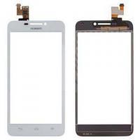 Сенсорный экран для смартфона Huawei Ascend G630-U00, Ascend G630-U10, Ascend G630-U251, тачскрин черный