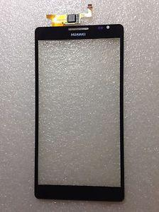 Сенсорний екран для смартфону Huawei Ascend Mate MT1-U06 тачскрін чорний