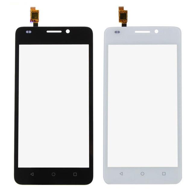 Сенсорний екран для смартфону Huawei Ascend Y635 тачскрін білий