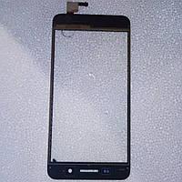Сенсорный экран для смартфона Huawei GR3, Enjoy 5s тачскрин черный