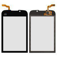 Сенсорний екран для смартфону Huawei U8230 #CT0013FPC-A3-E тачскрін чорний